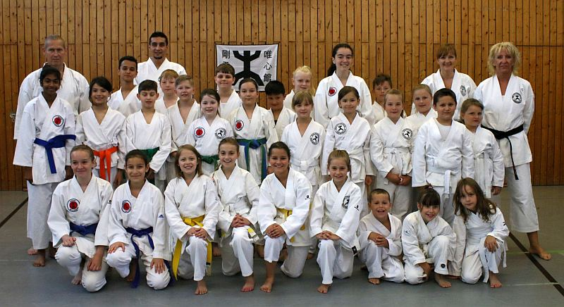 GKD Kinder Karate Turnier 2018